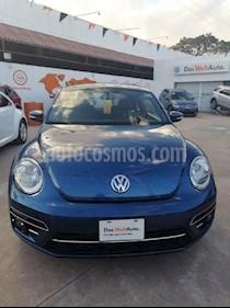 Foto venta Auto usado Volkswagen Beetle Sportline (2017) color Azul precio $292,000