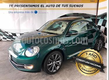 Foto venta Auto Seminuevo Volkswagen Beetle Sportline (2017) color Verde precio $280,000