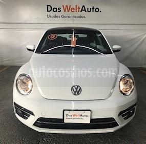 Foto venta Auto Seminuevo Volkswagen Beetle Sportline (2017) color Blanco