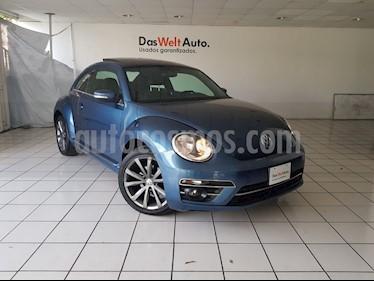 Foto venta Auto Seminuevo Volkswagen Beetle Sportline (2017) color Azul Metalizado precio $269,900