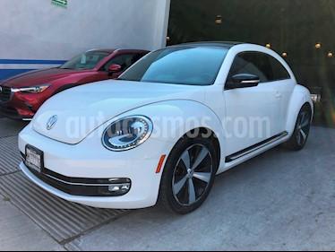 Foto venta Auto Seminuevo Volkswagen Beetle Turbo DSG (2013) color Blanco Candy