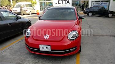Foto venta Auto Seminuevo Volkswagen Beetle Turbo DSG (2016) color Rojo Tornado precio $279,990