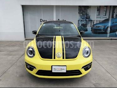 foto Volkswagen Beetle Turbo R usado (2014) color Amarillo precio $236,990