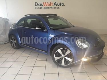 Foto venta Auto usado Volkswagen Beetle Turbo (2014) color Azul precio $219,900