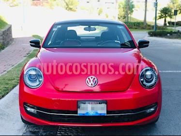 Foto venta Auto Seminuevo Volkswagen Beetle Turbo (2016) color Rojo precio $272,000