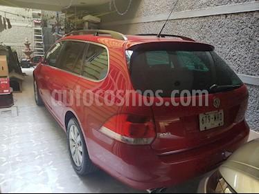Volkswagen Bora SportWagen 2.5L usado (2009) color Rojo Salsa precio $160,000