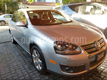 Volkswagen Bora 1.9L TDi DSG usado (2008) color Plata precio $98,500