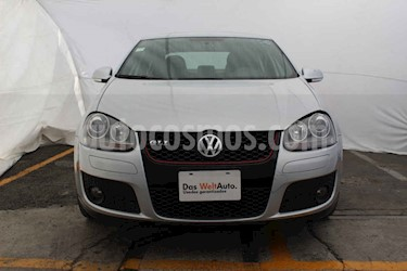 Volkswagen Bora 2.0L Turbo Tiptronic usado (2010) color Plata precio $142,000