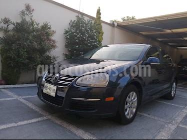 Volkswagen Bora 2.5L Active Tiptronic usado (2007) color Azul precio $85,000