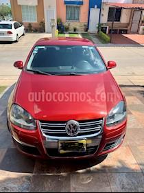 Volkswagen Bora 2.5L Sport Tiptronic usado (2010) color Rojo Spice precio $115,000