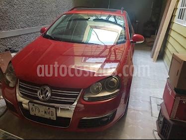 Volkswagen Bora 2.5L Sport Tiptronic usado (2009) color Rojo Spice precio $180,000