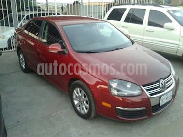 Volkswagen Bora 2.5L Style Active Tiptronic usado (2008) color Rojo precio $90,000