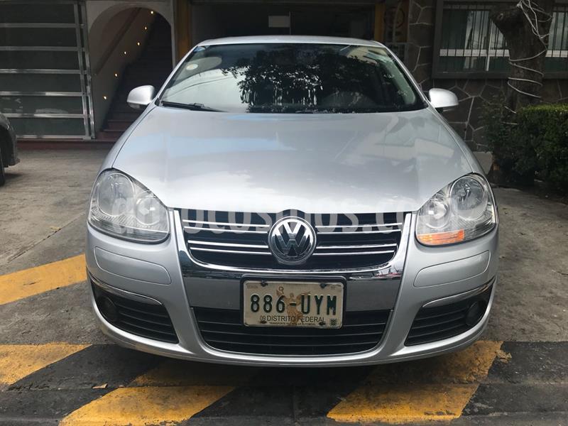 Volkswagen Bora 1.9L TDi DSG usado (2007) color Plata precio $83,000