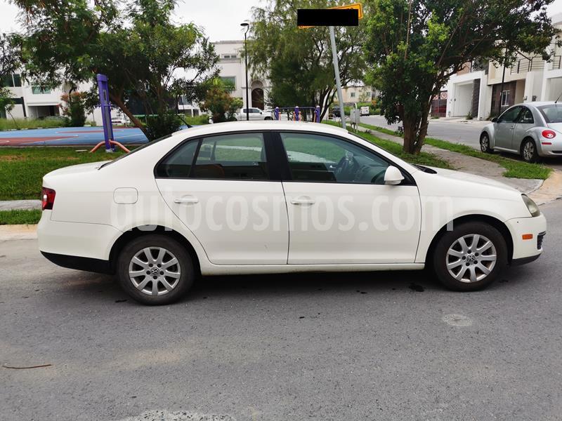 Volkswagen Bora 2.5L Style Tiptronic usado (2008) color Blanco Campanella precio $89,500