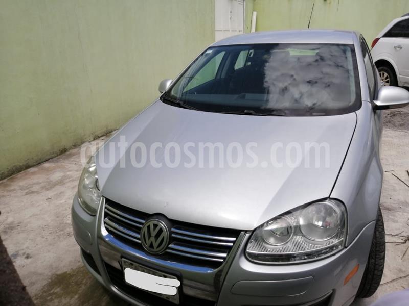Volkswagen Bora 2.5L Style usado (2008) color Plata precio $95,000