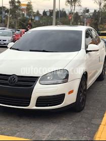 Volkswagen Bora 2.5L Style Active Tiptronic usado (2008) color Blanco Campanella precio $83,000