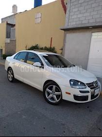 Volkswagen Bora 2.5L Active usado (2008) color Blanco precio $105,000