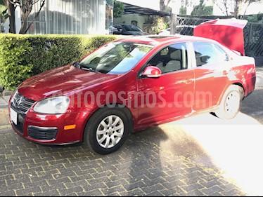Volkswagen Bora 2.5L Style Active Tiptronic usado (2008) color Rojo precio $98,000