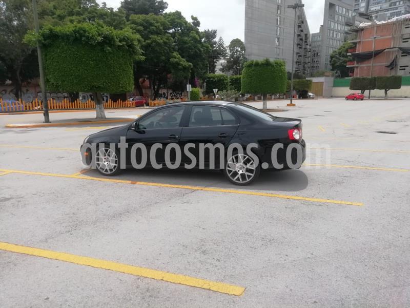 Volkswagen Bora 2.5L Sport Tiptronic usado (2007) color Negro precio $80,000