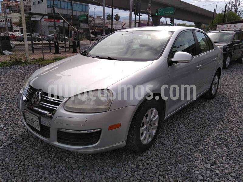 Volkswagen Bora 2.5L Style Tiptronic usado (2006) color Plata precio $80,000