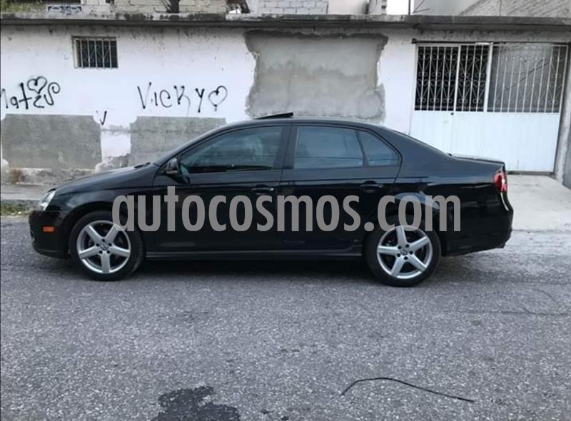 Volkswagen Bora 2.5L Sport Tiptronic usado (2010) color Negro precio $125,000