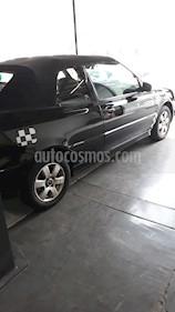 Volkswagen Cabrio equipado piel aut. usado (2001) color Negro precio $90,000