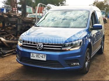 Volkswagen Caddy Kombi - usado (2017) color Azul precio $7.999.999