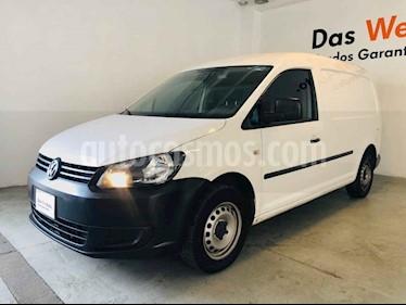 Foto venta Auto usado Volkswagen Caddy 1.2L (2015) color Blanco precio $195,000