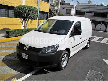 Foto venta Auto Seminuevo Volkswagen Caddy 1.2L (2015) color Blanco Candy