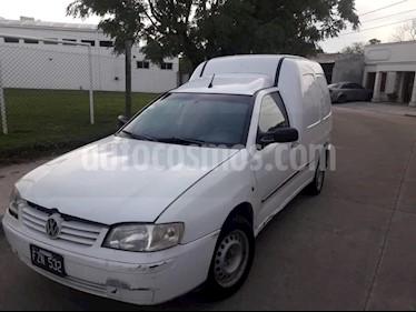 Volkswagen Caddy 1.6 Mi Ac usado (2008) color Blanco precio $94.000