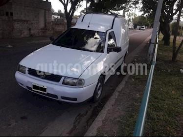 Foto venta Auto usado Volkswagen Caddy 1.9 SD (2000) color Blanco precio $80.000