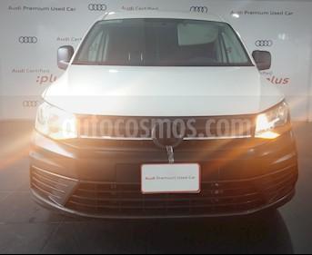 Foto Volkswagen Caddy Maxi usado (2016) color Blanco precio $220,000