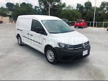 Foto venta Auto usado Volkswagen Caddy Maxi (2018) color Blanco Candy precio $285,000