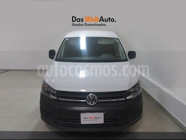 Foto venta Auto usado Volkswagen Caddy Maxi (2018) color Blanco Candy precio $314,995