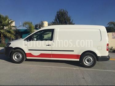 Foto venta Auto usado Volkswagen Caddy Maxi (2015) color Blanco Candy precio $217,000