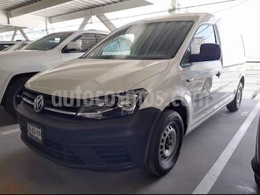 Volkswagen Caddy 4p Maxi Cargo L4/1.2/T A/A Man usado (2019) color Blanco precio $315,000