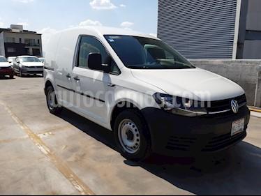 Volkswagen Caddy Maxi A/A usado (2017) color Blanco precio $245,000