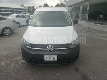 Volkswagen Caddy 1.2L usado (2017) color Blanco precio $249,000