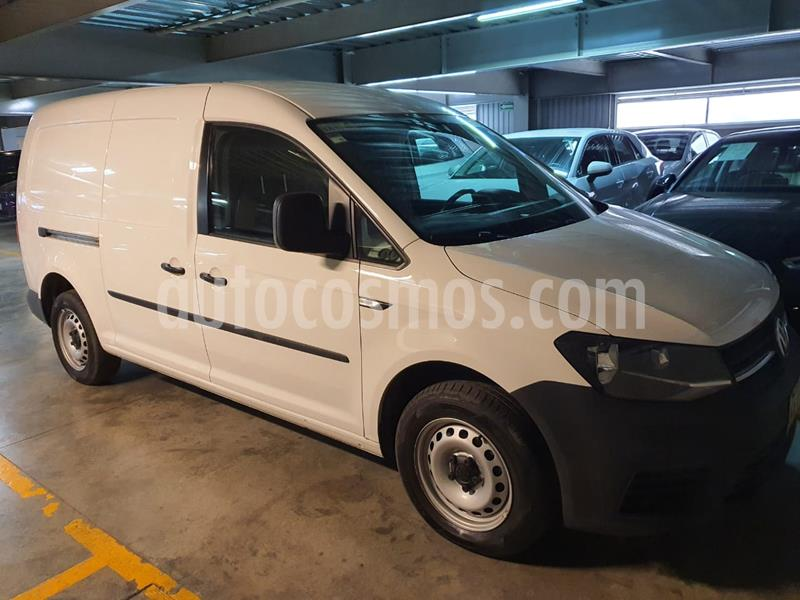 Volkswagen Caddy Maxi A/A usado (2019) color Blanco Candy precio $305,000