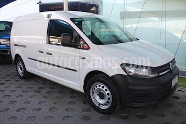 Volkswagen Caddy CARGO MAXI usado (2018) color Blanco precio $299,900
