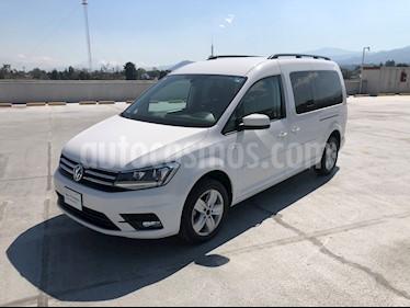 Volkswagen Caddy Pasajeros usado (2018) color Blanco Candy precio $305,000