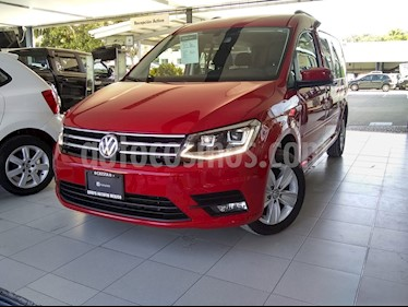Foto Volkswagen Caddy Maxi usado (2019) color Rojo precio $390