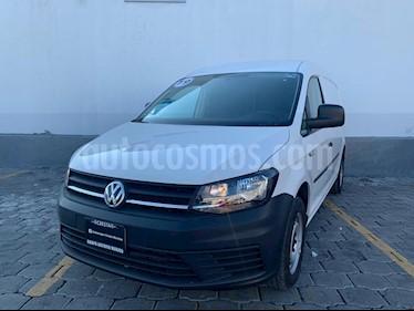 Volkswagen Caddy Maxi A/A usado (2019) color Blanco Candy precio $318,000