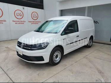 Volkswagen Caddy 4p Maxi Cargo L4/1.2/T Man usado (2017) color Blanco precio $217,000