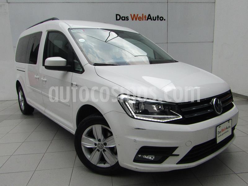 Volkswagen Caddy Pasajeros usado (2019) color Blanco Candy precio $315,000