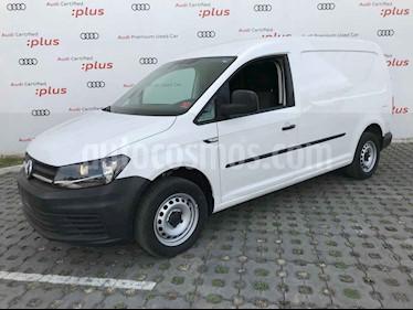 Volkswagen Caddy 4p Maxi Cargo L4/1.2/T A/A Man usado (2019) color Blanco precio $298,000