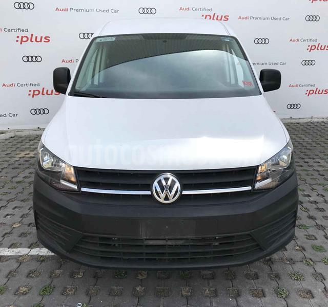 Volkswagen Caddy Maxi usado (2019) color Blanco precio $280,010