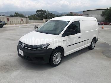 Volkswagen Caddy Maxi usado (2019) color Blanco precio $305,000
