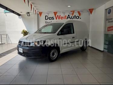 Volkswagen Caddy 1.6L usado (2017) color Blanco Candy precio $259,000