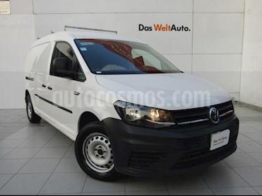 Volkswagen Caddy Maxi usado (2016) color Blanco Candy precio $215,000